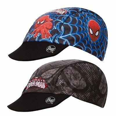 Buff, Berretto Bambino Cap Child Buff, Multicolore (Spiderman Dark), (q2i)