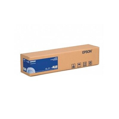 """EPSON Paper/Doubleweight 24"""" x 25m roll C13S041385 New"""