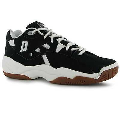 Prince NFS II Squash & Indoor Court Shoes Black/White