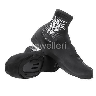 Cycling Shoe Cover Waterproof Thermal MTB Bicycle Bike Overshoes Boot Cover