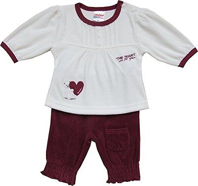 Schnizler - Nickianzug This Heart is for You, Jogging Suit unisex bimbi, (n1o)