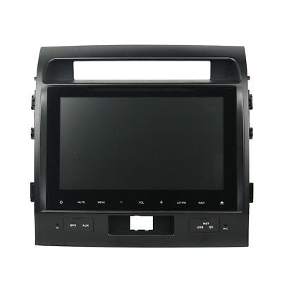 Octa Core Android 6.0 Car Stereo DVD GPS Player Navi for Toyota Land Cruiser 12