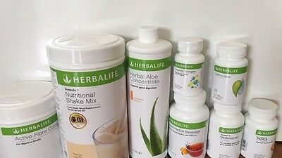 Herbalife Ultimate Programme New stock Exp. 2019 Free Delivery