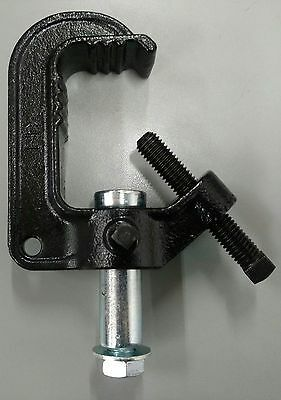 Altman 510 C-Clamp for holding equipment on pipe or truss