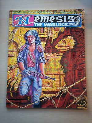 Nemesis the Warlock Book 8 (Best of 2000AD #42)