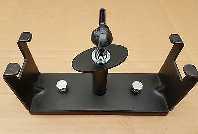 LANDROVER DEFENDER WOLF BONNET PICK/AXE MOUNTING TOOL .(new complete uk made )