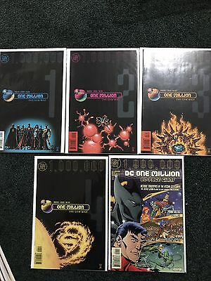 DC Comics One Million Complete Series. 80 Page. Mint