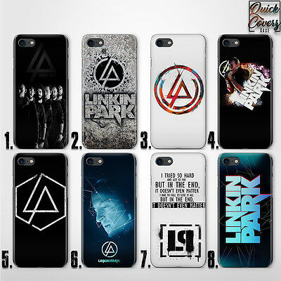 Linkin Park Logo Chester Band Uv Thin Case Cover For Iphone