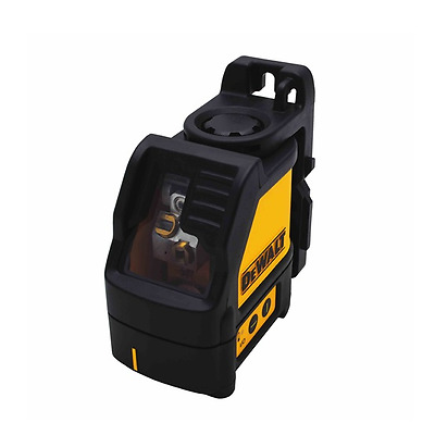 Dewalt DW088CG Alkaline Green Cross Line Laser Level