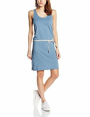 FORVERT – Dress Kaethe, Donna, Dress Kaethe, blu, M (G8N)