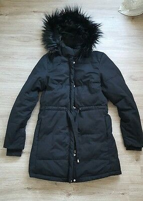 winterjacke parka gr s eur 9 50 picclick de. Black Bedroom Furniture Sets. Home Design Ideas