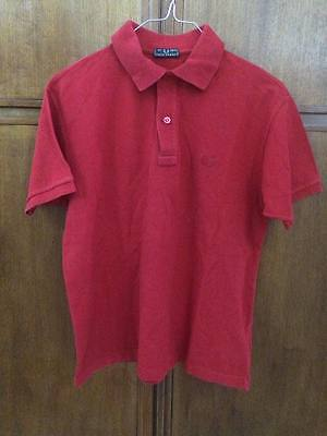polo FRED PERRY tgl 14 anni maglia vintage Shirt Jersey Tricot