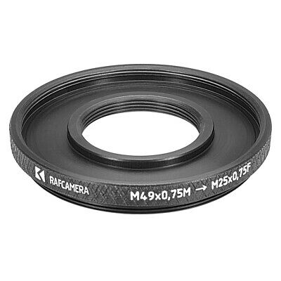 M52x0.75 Female to SM2 Male Thread Adapter