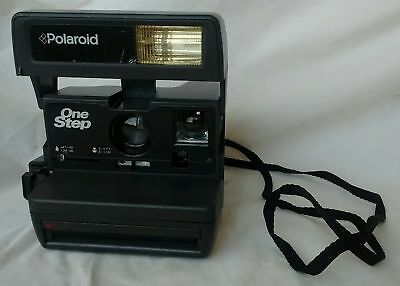 Polaroid One-Step 600 Instant Camera (Discontinued by Manufacturer)