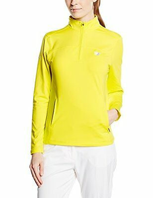 Wilson Staff, Maglione Thermal Tech, Donna, Pullover Thermal Tech, Gelb, (n6G)