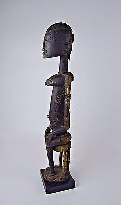 A Very Fine Dogon Female Senou Ancestor sculpture , African Tribal Art