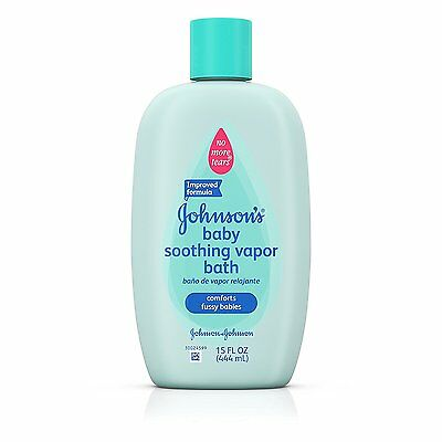 Johnson's Baby Soothing Vapor Bath, 15 fl oz.