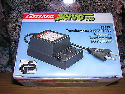 (J13) Carrera Servo 140 Transformato 53719 Throttle control 220V - 7VA 53724