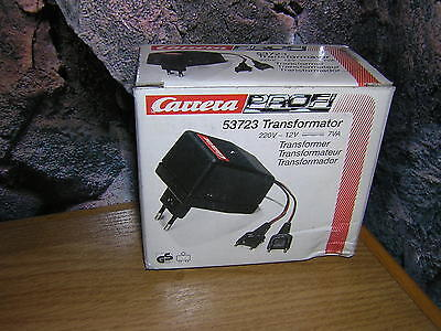 (J11) Carrera Pro 53723 transformato Throttle Control 220V 12V 7VA NEW SEALED