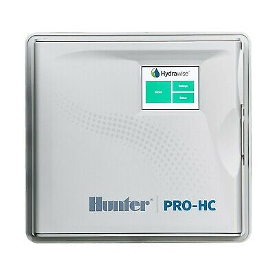 Hunter Pro-HC Hydrawise WiFi Controller 6 Station Indoor