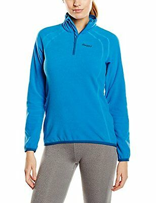 Pullover Bergans Ombo Lady Half Zip, Donna, Pullover Ombo Lady Half Zip, (f6x)