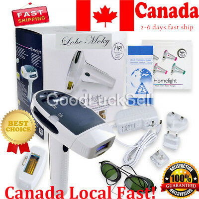 IPL Laser Permanent Hair Removal Machine & Skin Rejuvenation Device For Home Use