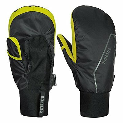 Salewa Ski Insulation PRL Mitt Sovraguanto, Nero (Black/5100), S (O8W)