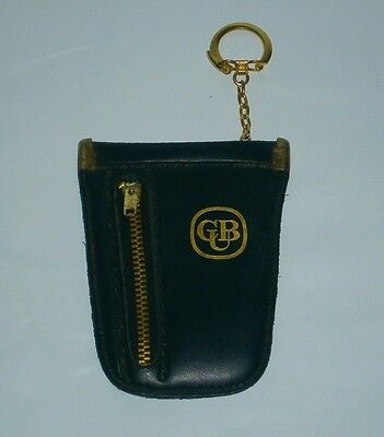 Original CUB Leather Keyring Pouch with coin pocket For collector, bar Rare
