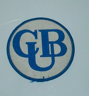 Original CUB Embroidered Round Patch for Shirt or collector, bar Rare