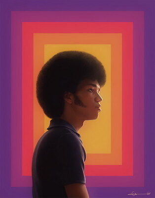 "001 The Get Down - Dance Music Season 1 USA TV Show 14""x17"" Poster"