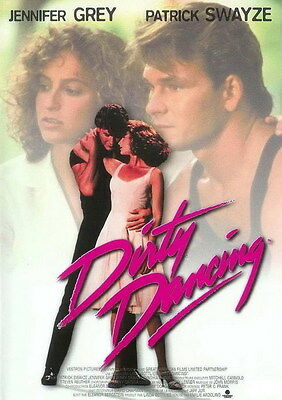 "003 Dirty Dancing - Jennifer Grey Dance Music Classic Movie 14""x19"" Poster"