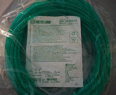 OXYGEN TUBING + 6 x Adult Nasal Cannulla, AUS, HOSPITAL GRADE BRAND NEW IN PACKS