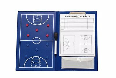 Rucanor - Cartellina strategica da basket, Blu (blu), Taglia unica (d8X)