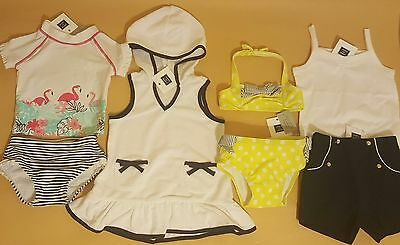 Janie and Jack girl's swimsuit sets size 12-18 months NWT