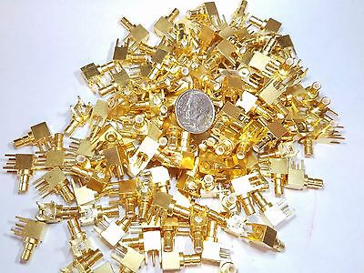300 grams of Very High Quality GOLD PLATED CONNECTORS. GOLD RECOVERY