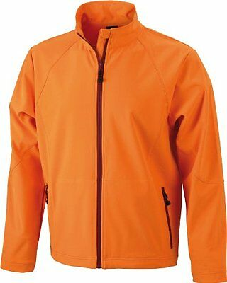 Uomo Nicholson Winter James amp; Arancione Softshelljacke x4q Giacca AT1xFwq