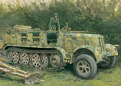 Sd.Kfz.7 8t Typ HL m11 1943 Production (n8h)