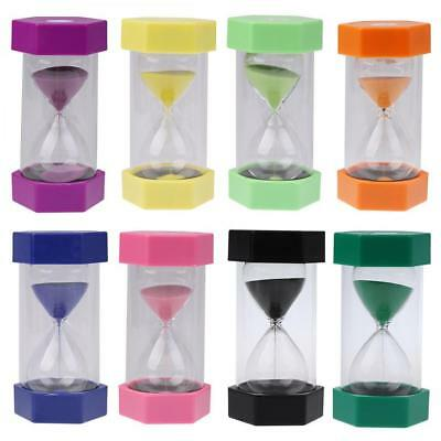 Large Sand Timers Hourglass Sandglass 5/10 Minutes Clock Teacher Autism ADHD ASD