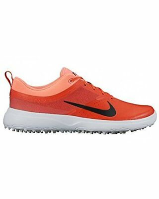 Nike Akamai, Scarpe da Golf Donna, Arancione (Max Orange/Black/Lava (K1F)