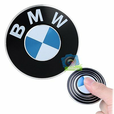 BMW 2-Sides Spinner Fidget Hand Finger Focus Toy EDC Pocket Desktoy ADHD Autism