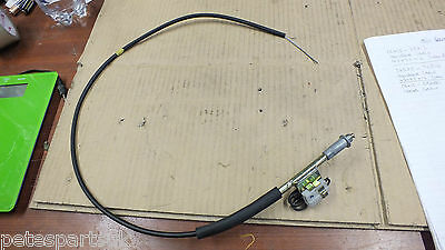 New Genuine Nissan Cherry N12 Choke Cable.  18410-09M00   N11