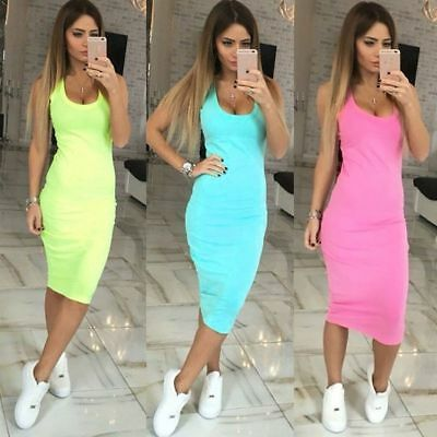Evening Party Bandage Bodycon Women Club Cocktail Summer Casual Short Mini Dress