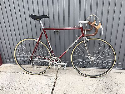 Colnago Super - Rennrad Roadbike Campa Super Record - Columbus