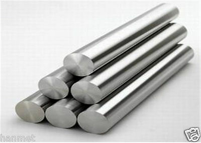 Stainless Steel 304 Round Bar Ø 2-30mm Milling Welding Metalworking All Sizes