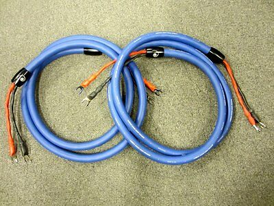 CARDAS Clear Light /SP2.0m Speaker Cable USED Free Shipping Tracking Number