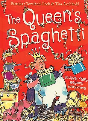 The Queen's Spaghetti by Patricia Cleveland-Peck BRAND NEW BOOK(Paperback, 2015)