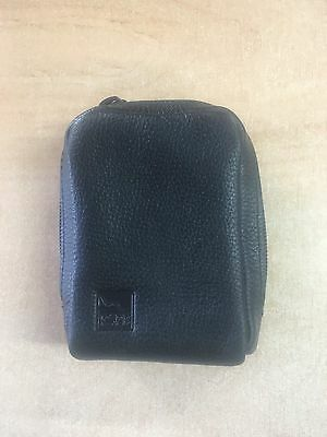 RSPB Leather compact binocular case Z011