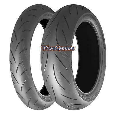 Pneumatico Gomma Bridgestone Battlax S21 Rear 180/55Zr17 (73W)  Tl  Supersport