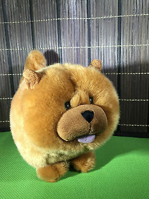 Chowchowlism: Chow Chow Puppy Stuffed Toy 1pc (only The Red One)