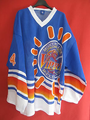 Maillot Hockey Club Montpellier VIPERS Vintage Ice Jersey - XXL